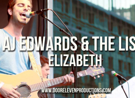 "AJ Edwards & The List: ""Elizabeth"""
