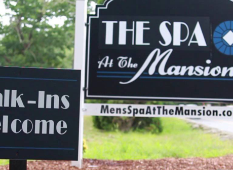 Men's Spa At The Mansion