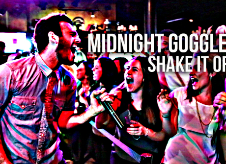 "Midnight Goggles: ""Shake It Off"""