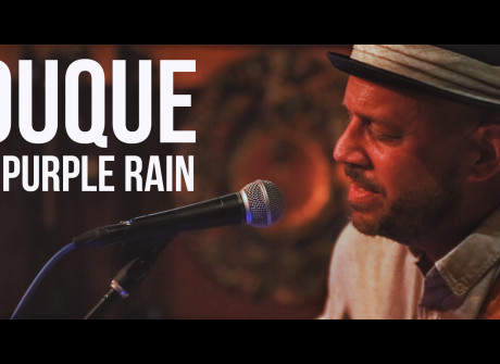 "Louque: ""Purple Rain"""