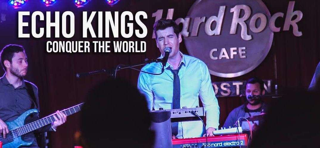 "Echo Kings: ""Conquer The World"""