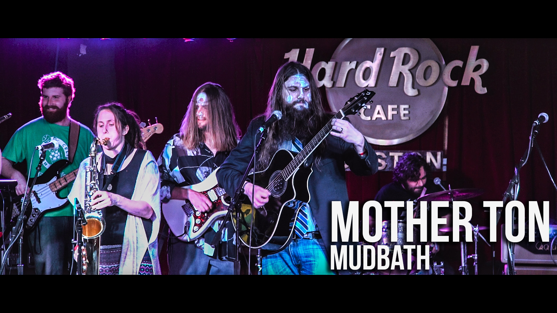 "Mother Ton: ""Mudbath"""
