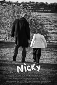 Nicky Poster V2 (press quotes)